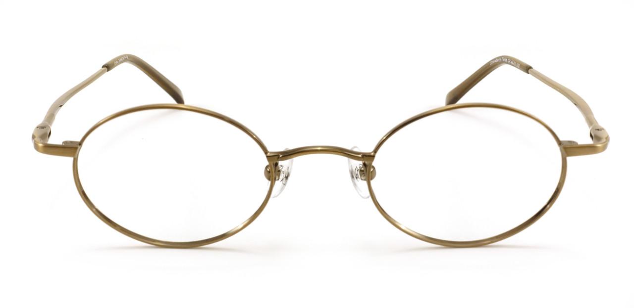John Lennon Strawberry Fields Eyeglass Frame - Antique Copper