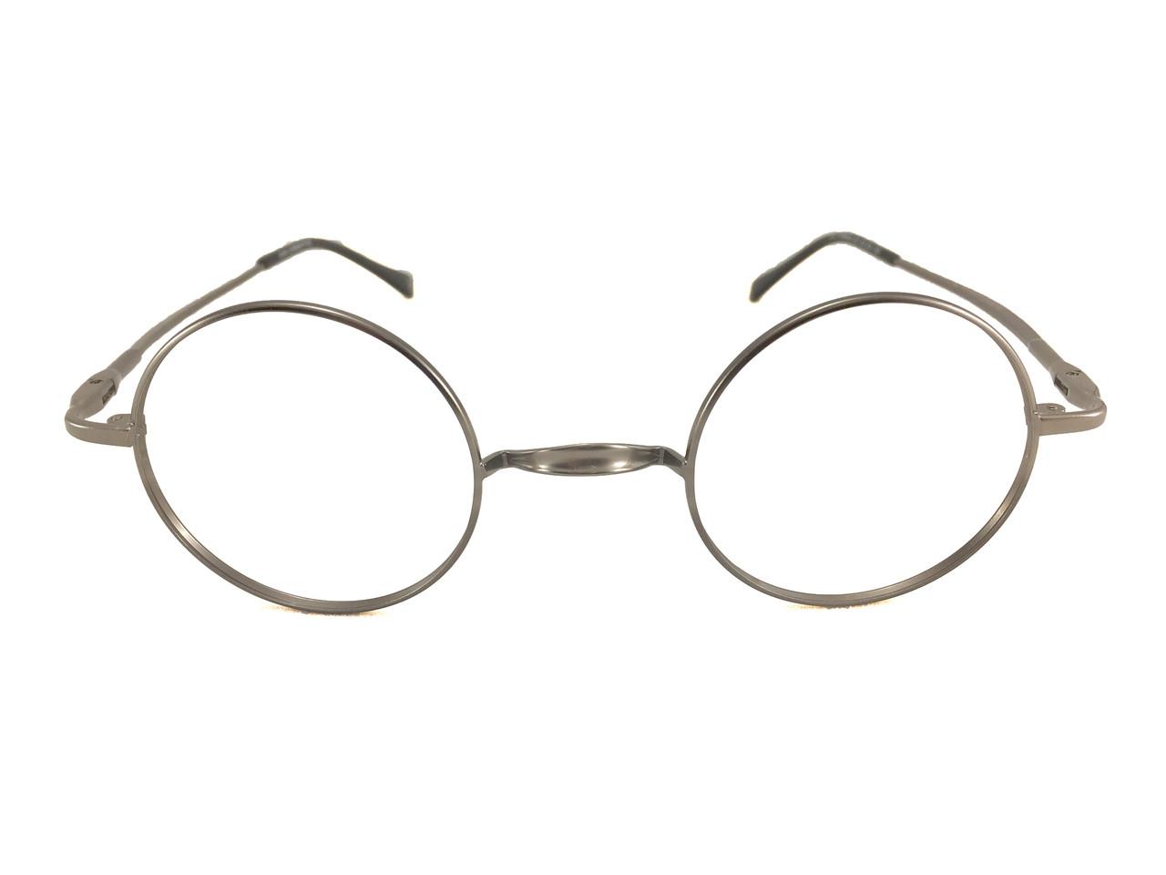 ec1f74979c John Lennon Wheels Eyeglass Frames - Gunmetal