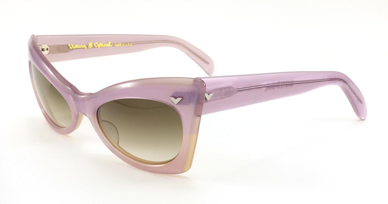 Purple Opal Victory Optical Suntimer 333 Sunglasses