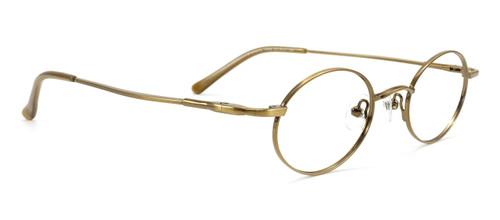 08c113cb052 John Lennon Strawberry Fields Eyeglass Frame - Antique Copper