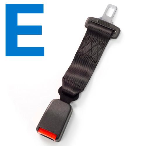 Type E Car Seat Belt Extender