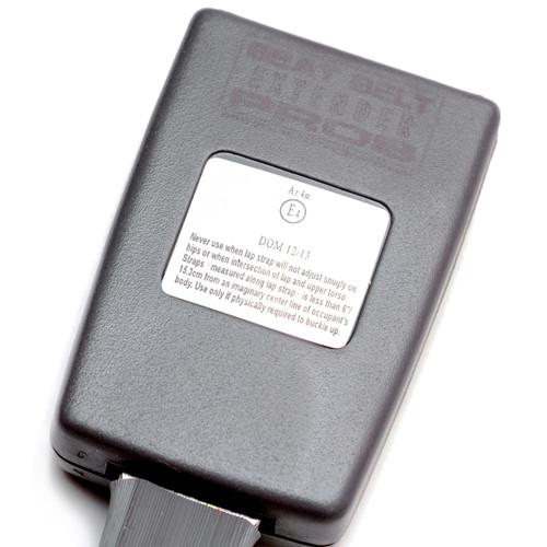 E4 Safe Rigid Seat Belt Extender for 2014 Chevrolet Equinox Rear Window Seats