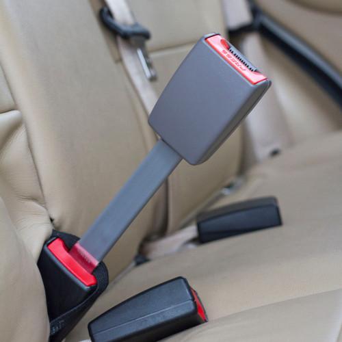 "Rigid 3/"" E4 Safe Seat Belt Extender for 2018 Toyota Tacoma 2nd Row Window Seats"