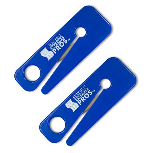 Seat Belt Cutter 2-pack
