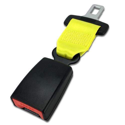 """Yellow 7"""" Seat Belt Extender"""