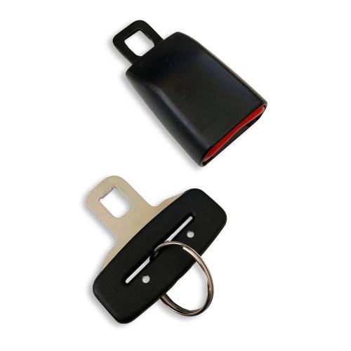 Seat Belt Keychain Key Holder (Style D2)