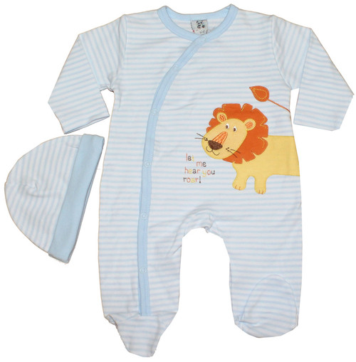 Lion sleepsuit