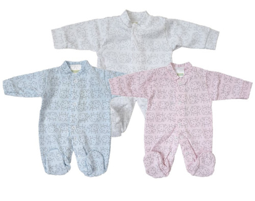 sheep premature early arrivals sleepsuit