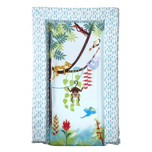 NURSERY CHANGING MAT TROPICAL FRIENDS