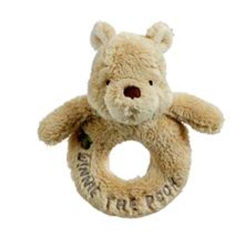 Disney Ring Rattle Winnie The Pooh