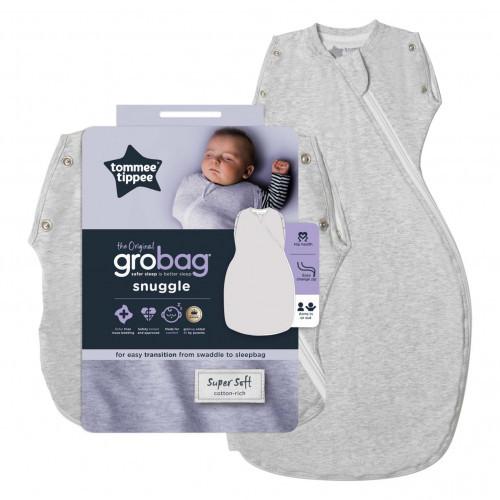 Grobag Snuggle Marl Grey