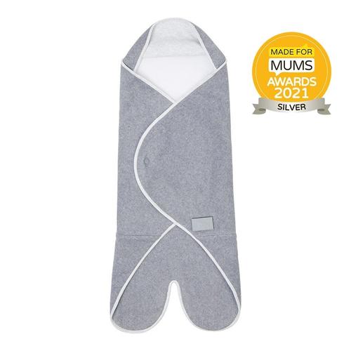 Cosy Wrap Travel Blanket - Minimal Grey