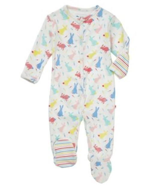 Hopping Bunny Sleepsuit