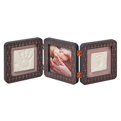 Baby Art My Baby Touch Copper Edition Dark Grey
