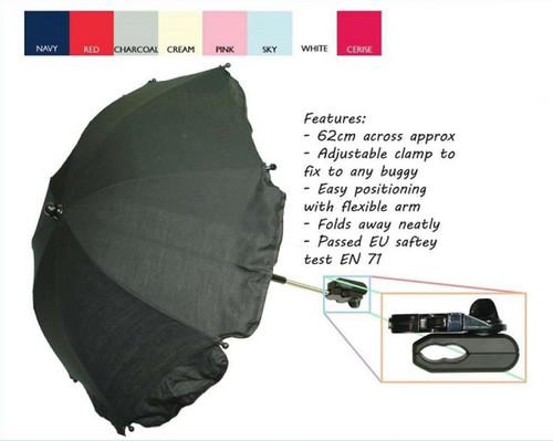 Pesci Universal Sun Parasol - Choose colour