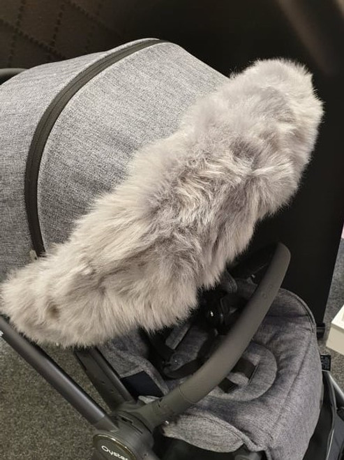 Grey Hood fur Lux
