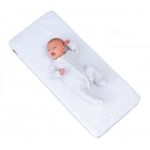 Breathable Crib Mattress 80x44cms