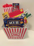 popcorn, candy, redbox certificates, crackerjacks