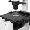 100X-400X Inverted Compound Laboratory Microscope, Binocular, Halogen Light, C-Mount, Phase Contrast Objective