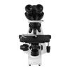 40X-1000X Biological Compound Laboratory Microscope, Binocular, LED Light, Adjustable Eyepieces