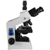 40X-1000X Biological Compound Laboratory Microscope, Trinocular, Halogen Light, NA 1.25 Abbe Condenser