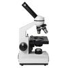 100X-1000X Biological Compound Microscope, Monocular, LED Light