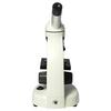 40X-400X Beginner Biological Compound Microscope, Monocular, LED Light