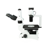 40X-400X Inverted Compound Laboratory Microscope, Trinocular, Halogen Light, Abbe Condenser