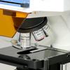Infinity-Corrected Plan Fluor Semi-Apochromatic Microscope Objective Lens Set (Oil Spring) 4X 10X 20X 40X 100X