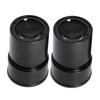 WF 5X Widefield Microscope Eyepieces, High Eyepoint, 30.5mm, FOV 20mm (Pair)