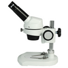 20X Widefield Stereo Microscope, Monocular, Post Stand, FOV 9mm for Dissecting