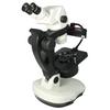 6.7X-45X Professional Jewelry Gem Stereo Zoom Microscope, Binocular, Fluorescent/Halogen Light, Dark Field