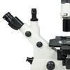 40X-400X Inverted Phase Contrast Lab Microscope, Trinocular, Halogen Light, Bright Field PH04070303