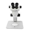 6X-50X Widefield Zoom Stereo Microscope, Binocular, Track Stand