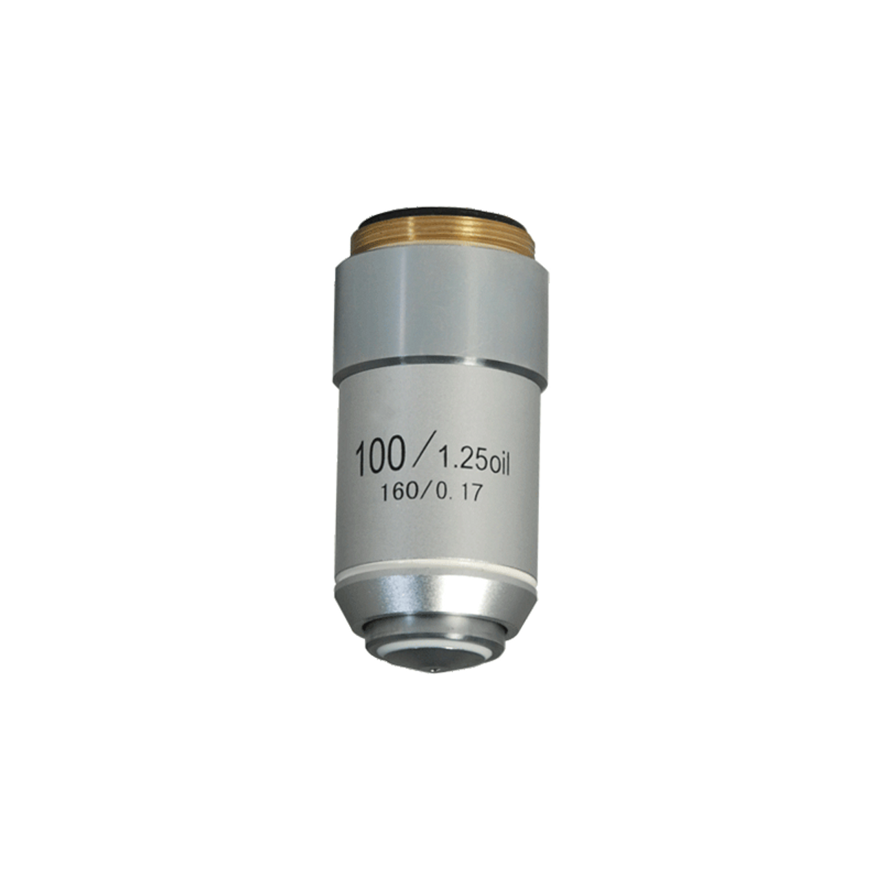 Achromatic Positive Phase Contrast Microscope Objective Lens Working Distance 0.17mm PH03023831 BoliOptics 100X Infinity-Corrected Plan PH P