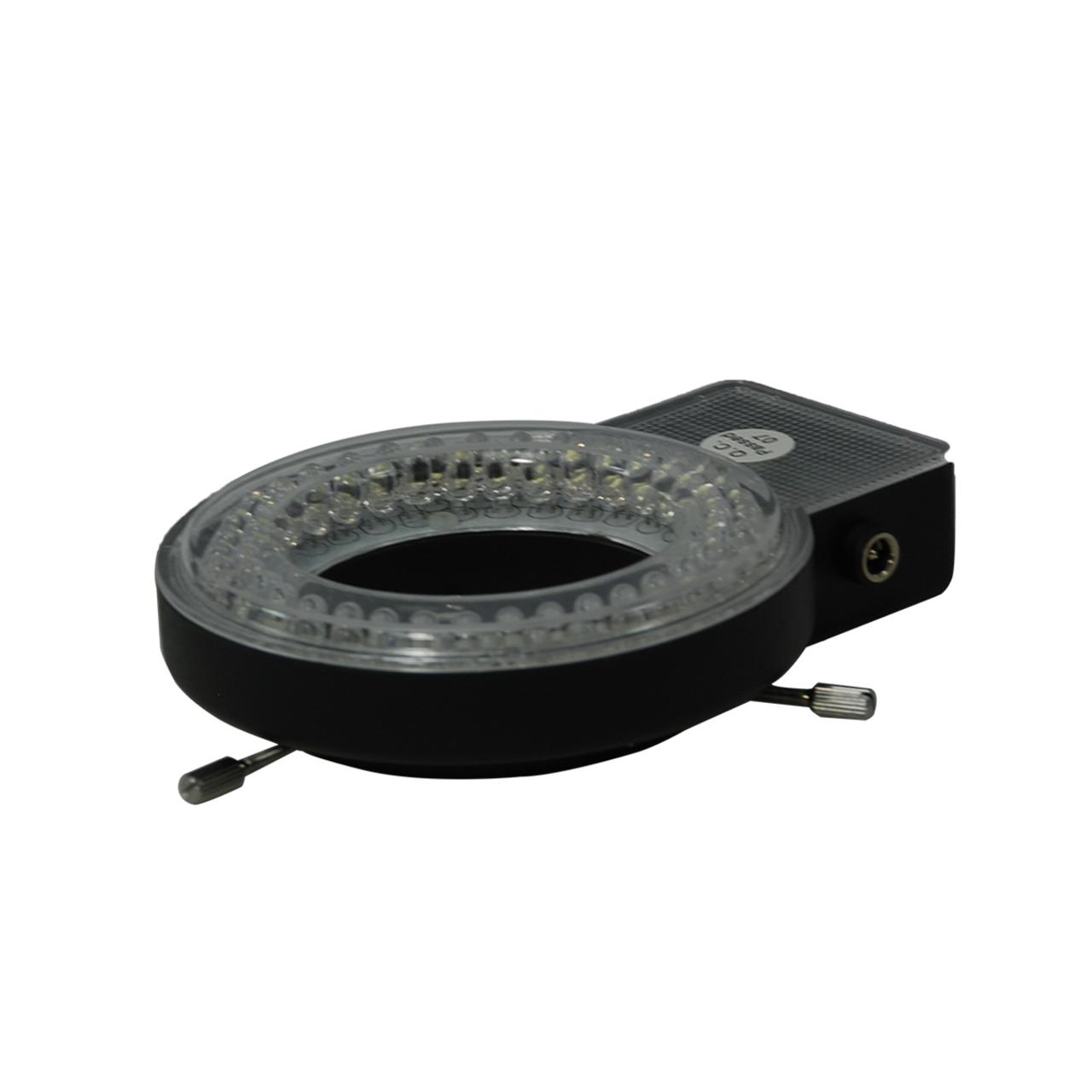 BoliOptics 72 LED Microscope Ring Light with Four-Zone Quadrant Control Diameter 61mm 6W ML19241131