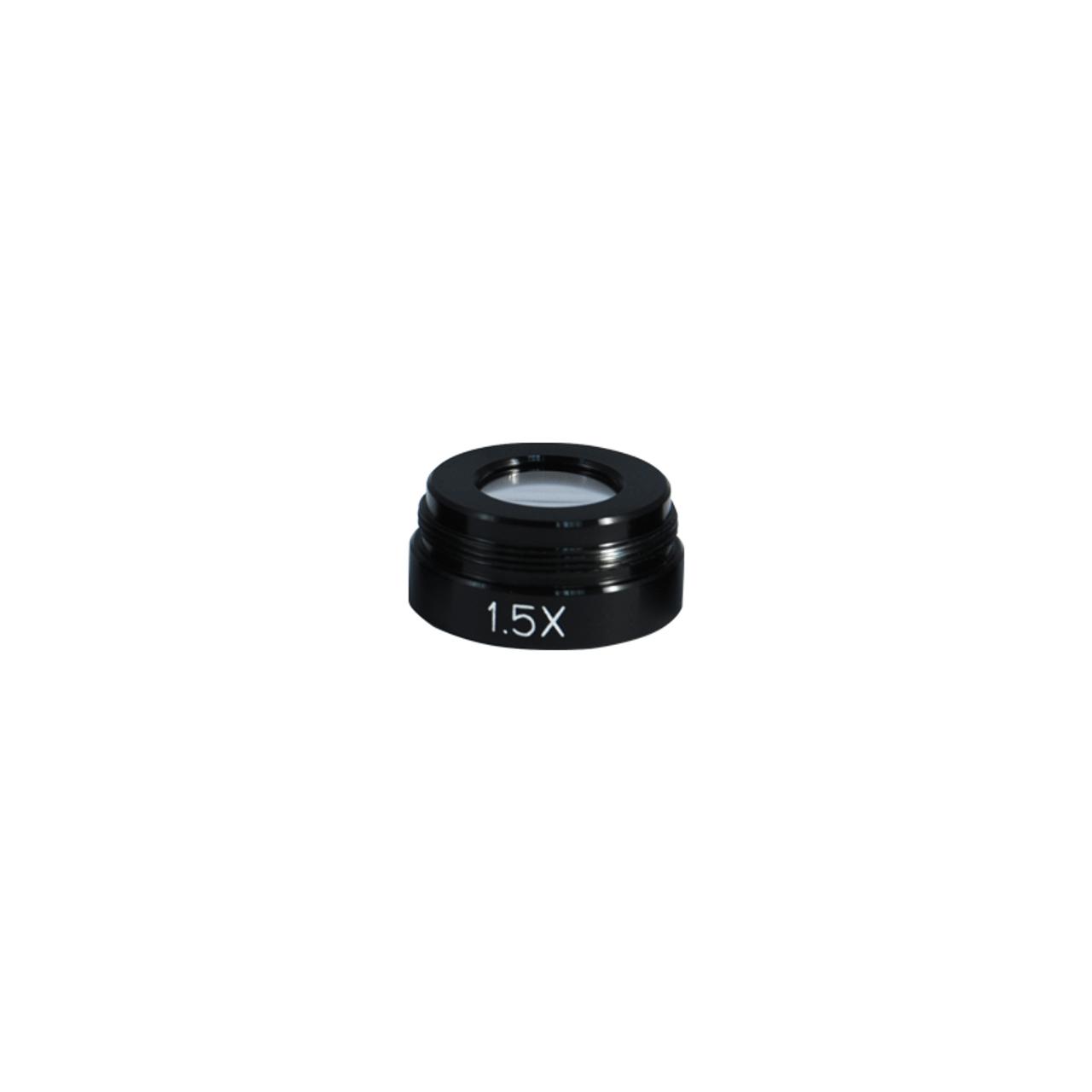25mm MZ07014511 BoliOptics 1.5X Auxiliary Objective Barlow Lens for MZ0701 Video Zoom Microscope