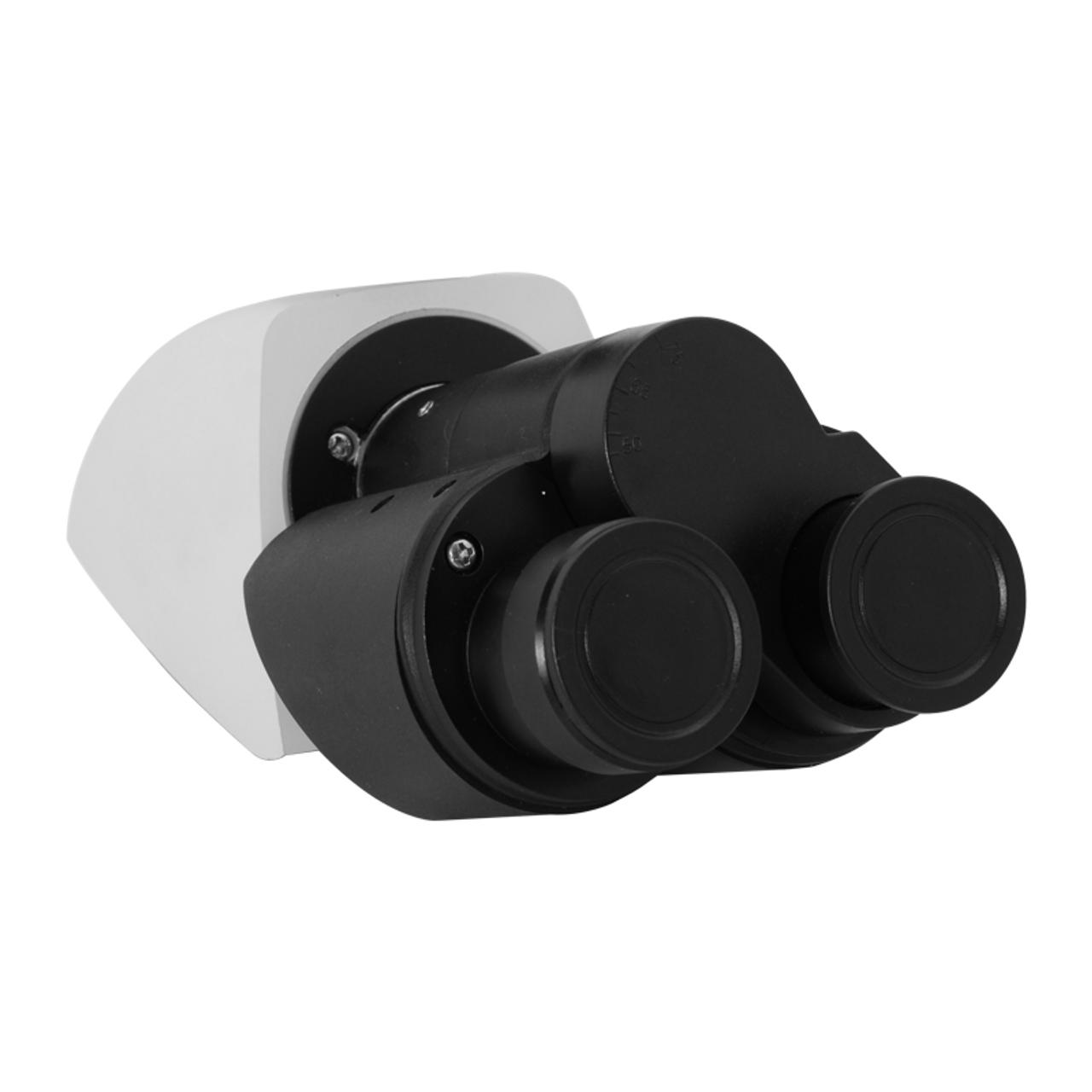 Infinite BM03021221 BoliOptics Binocular Compound Microscope Eyepiece Body Tube Eyetube Angle 30 Degrees