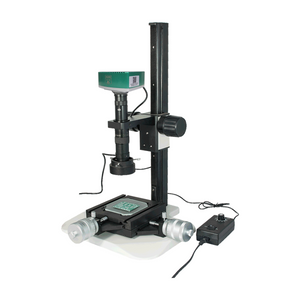 0.35-2.25X 2.0 Megapixels CMOS LED Light Track Stand XY Stage Travel Distance 2x2″ Measurement Microscope MS02030102