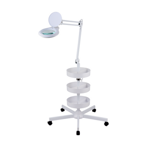 Tray for Magnifying Lamp Rolling Floor Stand