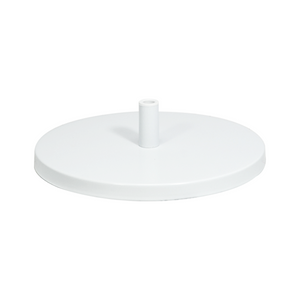 Weighted Table Base for Magnifying Lamp (1/2 inch Diameter, 13mm)