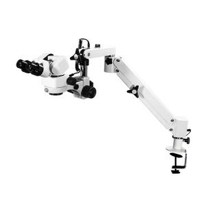 3.44X/6.25X/10.94X/18.75X/34.38X Pneumatic Arm Binocular Parallel Multiple Power Operation Stereo Microscope SM51030141