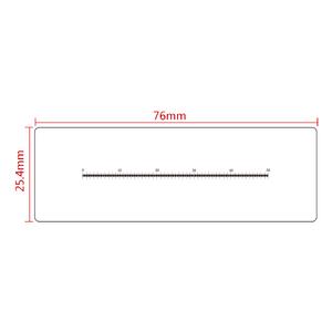 50mm/500 Div Line Gauge RT02410101
