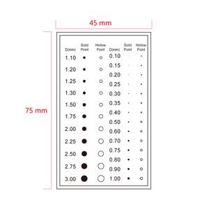 Comparison Test Gauge RT02420404