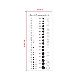 Comparison Test Gauge RT02420407