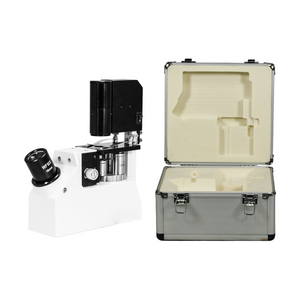 40-400X LED Coaxial Transmitted Light Inverted Portable Inverted Biological Microscope BM09030102