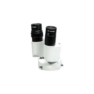 0.8X Eyepiece Field of View Dia. 20mm 8X Binocular Fixed Power Stereo Microscope (Body Only) FS12050125-0003