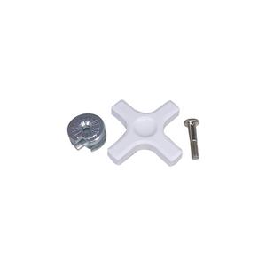 Metal Joint, Knob, and Screw Kit for Magnifying Lamp