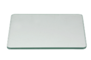 XY Manual Stage Glass Plate (40x90mm) SG02301201-0001