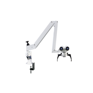 6X/10X/16X LED Coaxial Reflection Light Pneumatic Arm Binocular Parallel Multiple Power Operation Surgical Microscope SM51010125